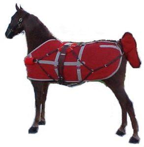 Saddlebred Bustle contraption